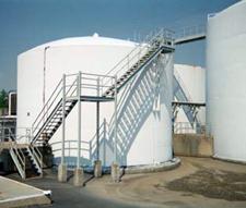 Petroleum Bulk Storage Tank