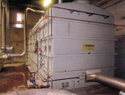Biofilter-in-Dryer-Facility